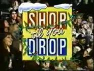 Shop Til You Drop Logo 1993 b Shop Til You Drop Holiday Special