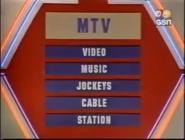 MTV Puzzle