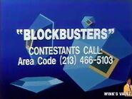 Blockbusters '87 contestant calls