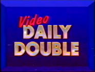 Video Daily Double -9
