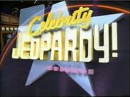 Jeopardy! Season 15 Celebrity Jeopardy! Title Card