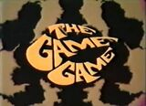 The Game Game Pic 1