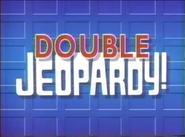 Double Jeopardy! Blue Grid