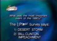 Early Uproar Survey Answers
