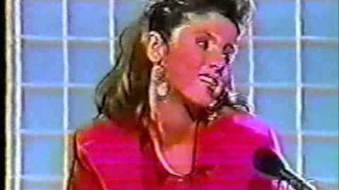 Scrabble (1988) Celebrity Teen Week episode Part 2