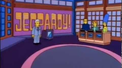 Simpsons - Jeopardy