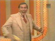 Gene Yells QUIET!