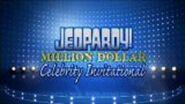 Jeopardy! Season 26 Million Dollar Celebrity Invitational Title Card