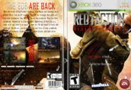 Red Faction Redemption Box Art