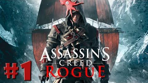 Assassins Creed Rogue!