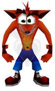 Crash Bandicoot (PS1 era)
