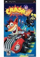 Crash Tag Team Racing PSP NA
