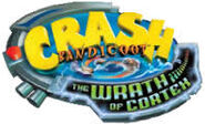 Crash Bandicoot WoC logo