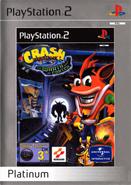 Crash Bandicoot WoC PS2 Platinum PAL