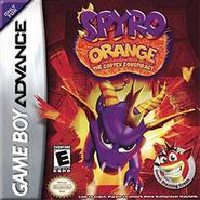 Spyro Orange NA