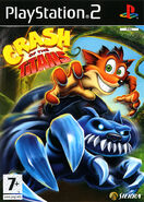 Crash of the Titans PS2 EU