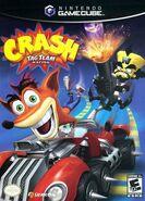 Crash Tag Team Racing GCN NA