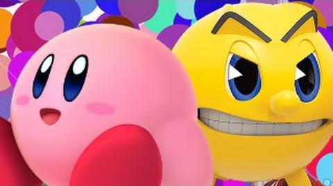 Kirby Vs Pac-Man- Gaming All Star Rap Battles Season 2-0