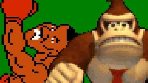 Mike Tyson Vs Donkey Kong- Gaming All Star Rap Battles 01