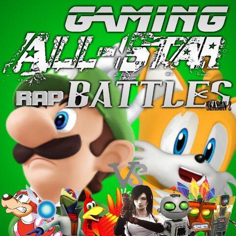 File:Luigi vs Tails.jpg