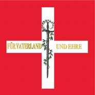 Swiss flag Bachmann 1815