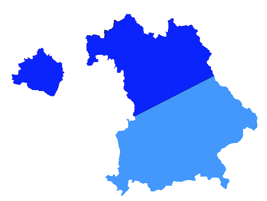 File:Map of Bavaria.png