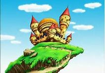 King dededes castle