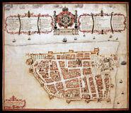 Map - Tranquebar