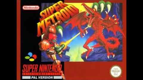 Super Metroid Music - Ridley Draygon Boss Theme