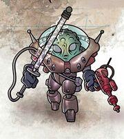 AlienInvader