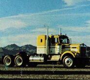 Gandoler (The Yellow Gandoler of The 1976 year)
