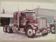 Gandoler Dark Red of Year 1979