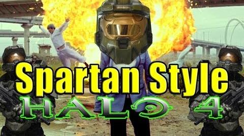Spartan Style (Halo 4 Parody)