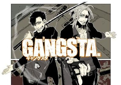 Gangsta cover2
