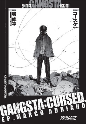 GANGSTA CURSED - Prologue
