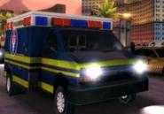 Ambulance in Gangstar Vegas