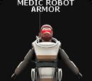 Medic Robot Armor