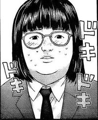 Classmate who has a crush on Nishi
