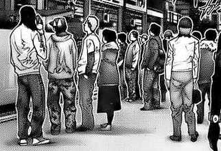 File:Crowd outside of Kurono's Apartment.jpg
