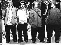 Akira's Team members