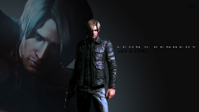 Resident evil 6 leon wallpaper pack by fadedblackangel-d5d94cl