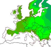 EU Hardiness 4 to 8