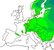 EU Hardiness 3 to 7
