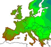 EU Hardiness 3 to 10