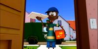 Vito's Delivery Boy