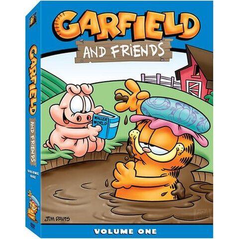File:Garfield and Friends, Volume One.jpg