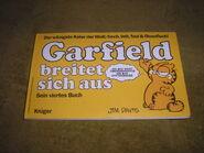 Garfield breitet sich aus (Front)