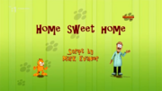 Home Sweet Home Titlecard