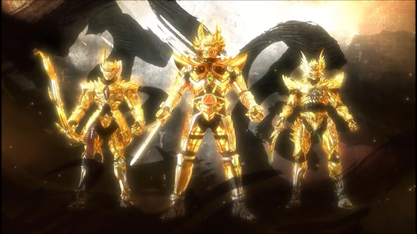 File:Garo Yami o Terasu Mono (The One Who Shines in the Darkness) The Ones Makai Knights who Shine bright in the Darkness.png