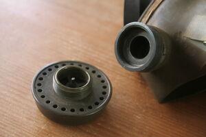 Mushroom valve